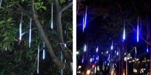 LED Mini Meteor Rain Light Set pictures & photos