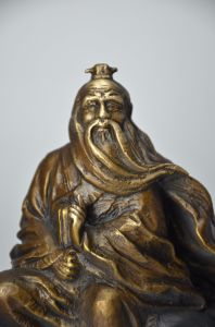 Laozi Bronze Art pictures & photos