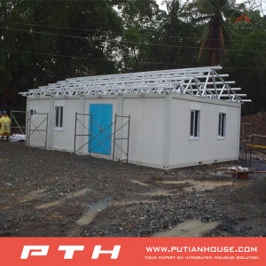 Prefabricated Luxury High Quality Container House as Modular Building pictures & photos