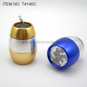 Egg Shaped LED Torch (T4140) pictures & photos