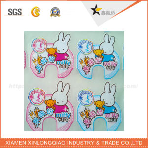 Logo Fabric Printed Tags Cloth Woven Size Garment Printing Label pictures & photos