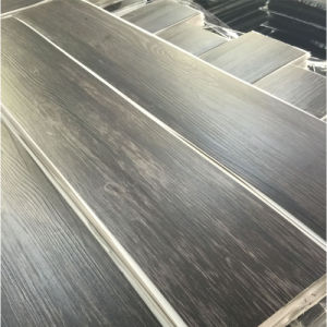 PVC Dry Back Floor with Self Sticker / Self-Adhesive PVC Floor Tile pictures & photos