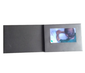 Custom LCD Video Brochure Card for Advertising pictures & photos