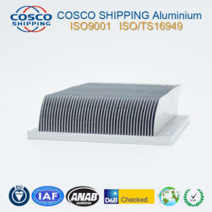 Aluminum Profile for Thermal Skived-Fin Heatsink pictures & photos