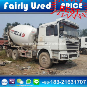 Used 6X4 10cbm Shacman F3000 Mixer of Shacman Mixer Truck pictures & photos