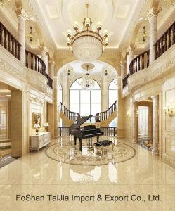 Full Polished Glazed 600X600mm Porcelain Floor Tile (TJ64016) pictures & photos
