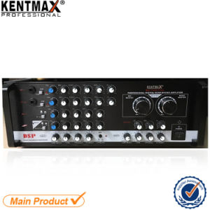 250 Watts Professional Digital Audio Karaoke Power Amplifier with DSP pictures & photos