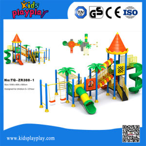 Fun Children Playground Equipment Outdoor Playground Price for Sale pictures & photos
