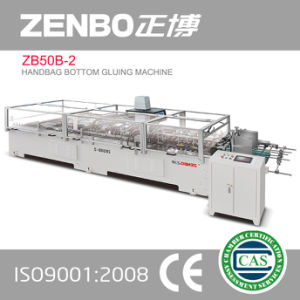 High Speed Paper Bag Bottom Gluing Machine (Zb50b-2) pictures & photos