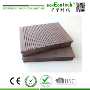Hot-Sale WPC Decking/High-Quality Solid and Grooved WPC Decking pictures & photos