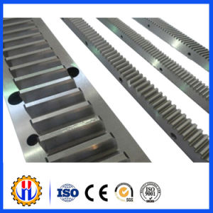 Building Equipment Hoist Part Gear Rack and Pinion with Good Price pictures & photos