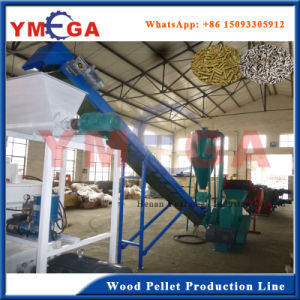 Top Quality Manufacturer Offer Wood Pellet Mill Line pictures & photos