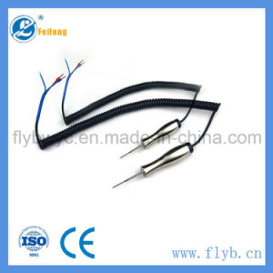 K Type Needle Shape Thermocouple Temperature Sensor with Sharp pictures & photos