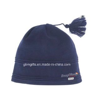 Latest Custom Winter Knitted Hat and Cap, New Fashion Warm Felt Hat pictures & photos