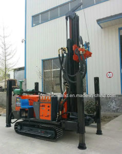 200m Deep Multi-Function Hydraulic DTH Water Well Drilling Rig (ML-200) pictures & photos