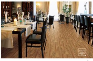 Inkjet Printing High Quality Wood Look Porcelain Tile Prices pictures & photos