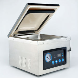 High Precision Chamber Vacuum Sealer with Oil Pump