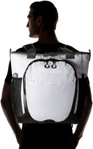 23 Quarts Customized Top Quality with Shoulder Backpack Lnsulated Cooler Bag pictures & photos