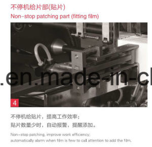 JB-900TC Automatic Shaped Window Patching Machine pictures & photos