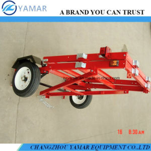 Folding Trailer 4FT. X 8FT. with 1720lb. Payload Capacity pictures & photos