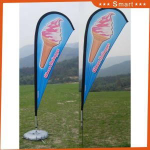High Resolution Outdoor Custom Printing Beach Flag Banner pictures & photos
