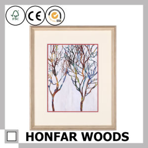 Modern Colorful Tree Art Painting for Hotel Decoration pictures & photos
