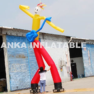 Anka Inflatable Guitar Man Sky Dancer pictures & photos