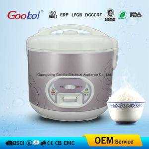 1.0L 400W Deluxe Rice Cooker pictures & photos