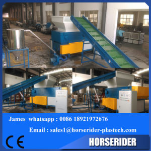 PP PE Pipe Crusher and Shredder Machine pictures & photos