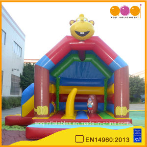 Red Inflatable Monkey Bouncer Inflatable Toy (AQ653-3) pictures & photos