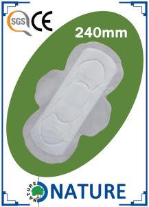 Maxi Size Colorful Indididual Wrap Sanitary Napkin for Menstrual Period pictures & photos