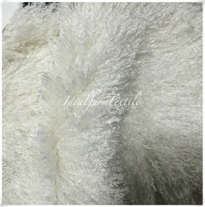 Curly Long Pile Faux Fur / Fake Fur for Garments pictures & photos