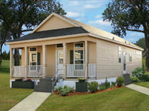 Wood Grain House Prefab House Modular House pictures & photos