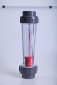 Water Liquid Glass Acrylic or Air Flow Meter pictures & photos