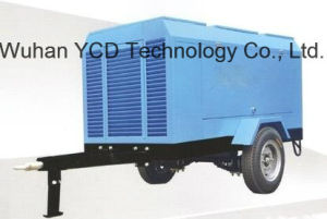 Motor Driven Portable Screw Air Compressor (MSC700F) for Mining, Shipbuilding, Urban Construction, Energy, Military and Industries pictures & photos