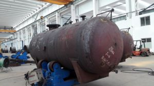 Good Quality 100000L High Pressure Carbon Steel Storage Tank for LPG, Ammonia pictures & photos