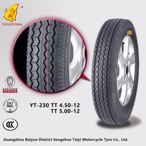 Metzeler Motorcycle Tricycle Tires Tt4.00-12 Yt194 pictures & photos