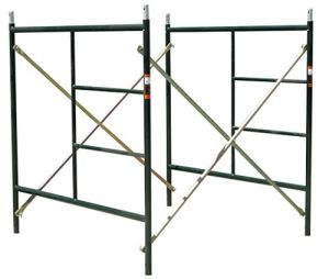 Portable Mobile Working Platform H U Frame System Scaffold pictures & photos
