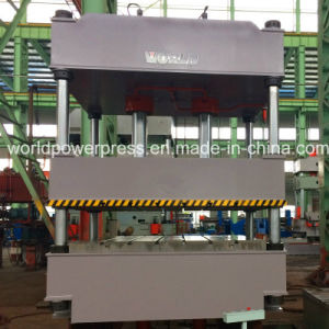 Four Column Hydraulic Stamping Press for Sale pictures & photos