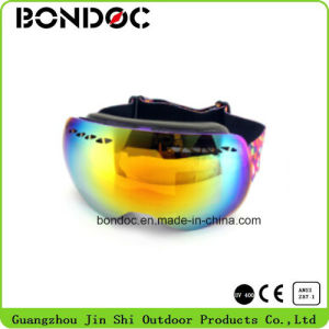 Big Frame New Style Ski Goggles pictures & photos