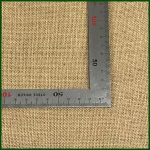 100% Jute Fiber Jute Fabric Roll (70*80) pictures & photos