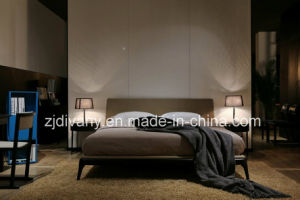 European Style Modern Bedroom Bed Furniture (A-B44) pictures & photos