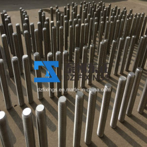 Stainless Steel Threaded Rod/Threaded Bar/Stud Bolt (DIN975) pictures & photos