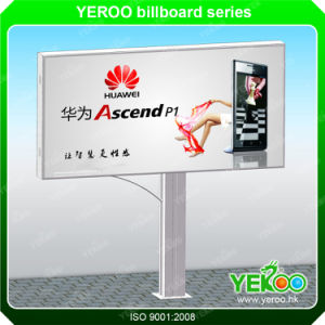 City Road Outdoor Billboard Steel Backlit Advertising Sign Board Signage pictures & photos