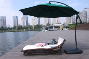 Leisure Rattan Daybed Outdoor Furniture-9 pictures & photos