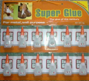 3G Bottle Packing Super Glue pictures & photos