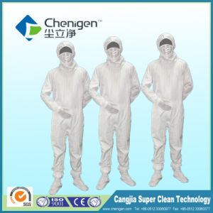 Cheap Working Garments ESD Coveralls with High Quality Conductive Fiber ESD Garment pictures & photos