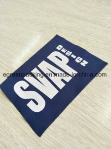 OEM Microfiber Wipe Cleaning Cloth Small Piece with Logo pictures & photos