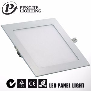 18W Slim Aluminum LED Panel Light for Home Ceiling Lighting pictures & photos
