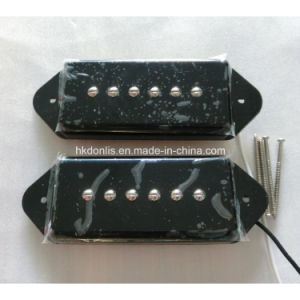 Black Single Coil Ceramic P90 Dog Ear Guitar Pickup pictures & photos
